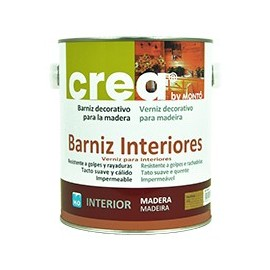 CREA BARNIZ INTERIOR BRILLO